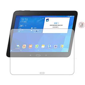 Недорогие Galaxy Tab Защитные пленки-Samsung GalaxyScreen ProtectorTab 4 10.1 Уровень защиты 9H Защитная пленка для экрана 1 ед. Закаленное стекло