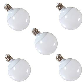 billige LED og belysning-5pcs LED-globepærer 900 lm E26 / E27 G95 30 LED perler SMD 5630 Dekorativ Varm hvit Kjølig hvit 220-240 V / 5 stk. / RoHs / CCC