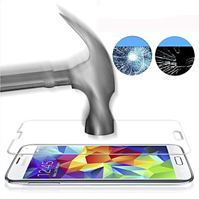 olcso Galaxy Note Képernyővédő fóliák-Képernyővédő fólia mert Samsung Galaxy Note 3 Edzett üveg Kijelzővédő fólia Anti-ujjlenyomat