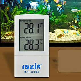 Недорогие Обогреватели и термометры для аквариумов-Аквариумы Термометры / DC 12VVпластик