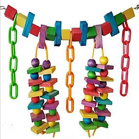 cheap Bird Accessories-Bird Toys Wood