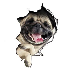 رخيصةأون ملصقات ديكور-حيوانات أزياء كارتون ملصقات الحائط لواصق حائط الطائرة لواصق حائط مزخرفة لواصق المرحاض, الفينيل تصميم ديكور المنزل جدار مائي جدار مرحاض