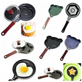 رخيصةأون أدوات & أجهزة المطبخ-معدن مقالي المطبخ الإبداعية أداة أدوات أدوات المطبخ لأواني الطبخ 6PCS