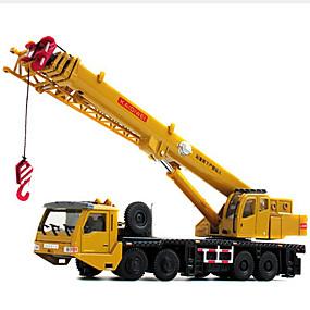 رخيصةأون ألعاب السيارات-KDW 01:55 بلاستيك معدن الروافع لعبة الشاحنات ومركبات البناء لعبة سيارات للأطفال ألعاب السيارات