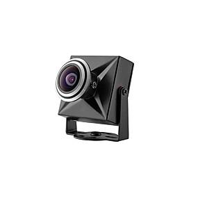 povoljno CCTV Cameras-hqcam ccd 700tvl 2.1mm objektiv žičana mikro audio antena cctv kamera širokokutna 128 stupnja mikro premijera
