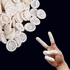 povoljno Dom i kuhinja>>-50pcs prst dječaka prstiju zaštitnik rukavice od lateksa