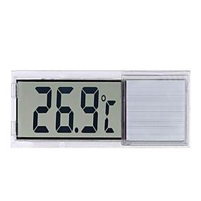 Недорогие Обогреватели и термометры для аквариумов-Аквариумы Термометры Нетоксично и без вкуса W 220 V В Металл