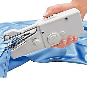 povoljno Tehnologija i gadgeti-Novi prijenosni domaćinstvo ruci bod električni mini ručni šivaći stroj