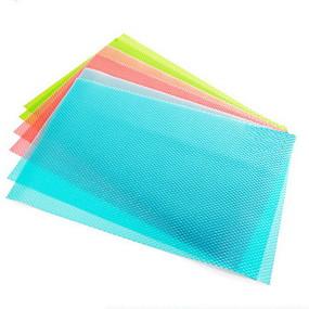olcso Szivacsok és súrolószivacsok-4db antibakteriális hűtőszekrény bélés szőnyeg vágott szekrény fióklemez