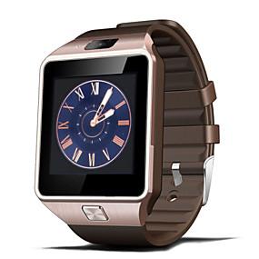 olcso Számítógépes periferiális egységek-Intelligens Watch mert iOS / Android Kéz nélküli hívások / Érintőképernyő / Fényképezőgép / Lépésszámlálók / Lépésszámláló Dugók & Töltők / Testmozgásfigyelő / Alvás nyomkövető / ülő Emlékeztet