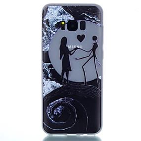economico Galaxy S7 Edge Custodie / cover-Custodia Per Samsung Galaxy S8 Plus / S8 / S7 edge Fosforescente / Fantasia / disegno Per retro Paesaggi Morbido TPU
