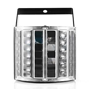 olcso Színpadi LED fények-U'King LED reflektorok Hordozható / Könnyű beszerelni / Hang-aktiválás Hideg fehér / Piros / Kék 100-240 V LED gyöngyök / 1 db. / RoHs / CE / CCC