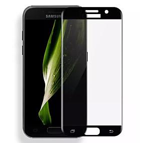 tanie Folie ochronne do Samsunga-Samsung GalaxyScreen ProtectorA3(2017) Wysoka rozdzielczość (HD) Folia ochronna na całą obudowę 1 szt. Szkło hartowane