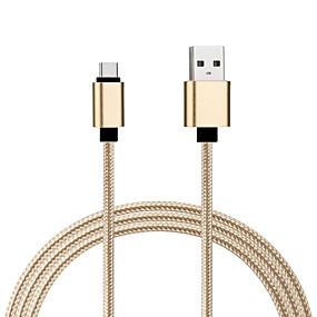 povoljno Oprema za PC i tablet-USB 3.0 USB 3.0 to USB 3.1 Tip C 1080P 1.0m (3ft) 480 Mbps