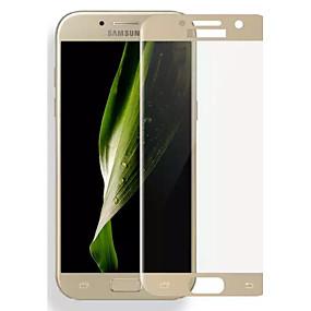 Недорогие Чехлы и кейсы для Galaxy A-Samsung GalaxyScreen ProtectorA5 (2017) HD Защитная пленка на всё устройство 1 ед. Закаленное стекло