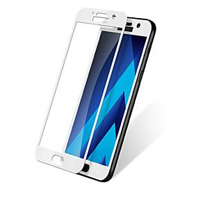 Недорогие Чехлы и кейсы для Galaxy A-Samsung GalaxyScreen ProtectorA3 (2017) HD Защитная пленка для экрана 1 ед. Закаленное стекло