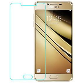 Недорогие Защитные пленки для Samsung-Samsung GalaxyScreen ProtectorJ5 Prime HD Защитная пленка для экрана 1 ед. Закаленное стекло