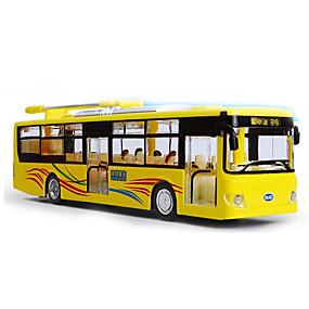 رخيصةأون ألعاب السيارات-لعبة سيارات حافلة حافلة كلاسيكي الموسيقى والضوء كلاسيكي للصبيان للفتيات ألعاب هدية