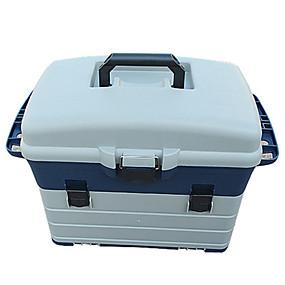 """olcso Horgászdobozok-Horgászdoboz Pontyozó doboz Vízálló Műanyag 36 cm*8 3/5"""" (22 cm)*31 cm / Általános horgászat"""