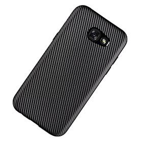 billiga Galaxy A7(2016) Skal / fodral-fodral Till Samsung Galaxy A3 (2017) / A5 (2017) / A7 (2017) Ultratunt Skal Enfärgad Mjukt TPU