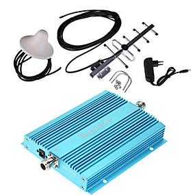 povoljno Tehnologija i gadgeti-pojačalo za pojačavanje signala 900 mhz Pojačivač signala pojačavač za kuću i izgradnju gsm mobilno pojačalo signala + antena + bežična unutarnja antena
