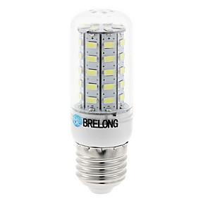olcso SENCART-brelong 1 pc4w 350 lm e14 g9 gu10 e26e27 b22 led kukorica fények 48 LED-ek smd 5630 dekoratív meleg fehér hideg fehér ac 100-240v ac 220-240v