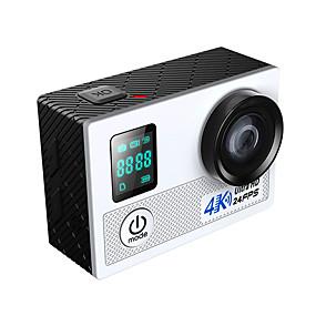 olcso Sportkamerák és GoPro tartozékok-NAWAY-N5B GoPro Szabadtéri felfrissülés videonapló Vízálló / Több funkciós / Wifi 32 GB 60fps / 30 fps (képkocka per másodperc) 20 mp 4X / 12x 4608 x 3456 Pixel 2 hüvelyk CMOS H.264 Állókép / Sorozat