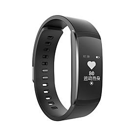 رخيصةأون الأساور الذكية-سوار الذكية إلى iOS / Android رصد معدل ضربات القلب / أصفر فاتح / رمادي داكن / إسبات الطويل / شاشة لمس مؤقت / متتبع النشاط / متتبع النوم / تذكير المستقرة / أجد هاتفي / مقاوم للماء / ساعة منبهة / 64MB
