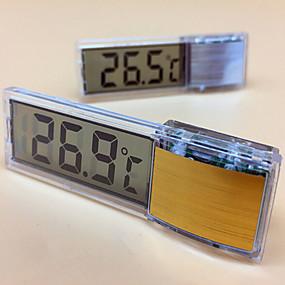 Недорогие Обогреватели и термометры для аквариумов-Аквариумы Термометры Энергосберегающие Бесшумно Нетоксично и без вкуса Искусственная С переключателем 110V
