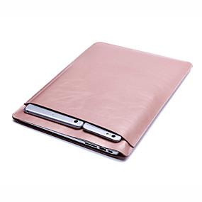 """voordelige MacBook Air 13""""-hoesjes-Mouwen Effen / Zakelijk PU-nahka voor MacBook Air 11"""" / MacBook Pro 13'' met Retina-scherm / MacBook Air 13"""""""