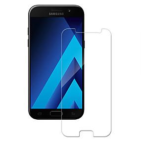 Недорогие Чехлы и кейсы для Galaxy A-Samsung GalaxyScreen ProtectorA5 (2017) Уровень защиты 9H Защитная пленка для экрана 1 ед. Закаленное стекло
