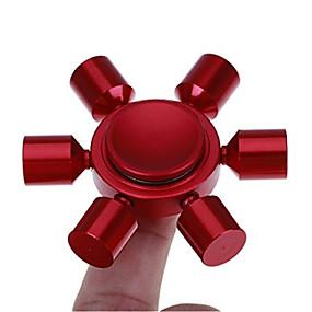 povoljno Igračke i razonoda-Hand spinne Moderni zvrkovi Ručni Spinner za ubijanje vremena Stres i anksioznost reljef Fokus igračka Metalic Klasik Dječji Odrasli Dječaci Djevojčice Igračke za kućne ljubimce Poklon