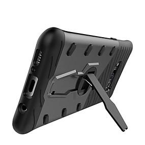 voordelige Galaxy S7 Edge Hoesjes / covers-hoesje Voor Samsung Galaxy S8 Plus / S8 / S7 edge 360° rotatie / Schokbestendig / met standaard Achterkant Effen Hard PC