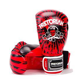 baratos Exercício e Fitness-Luvas de Box Para Boxe Dedo Total Protecção Amarelo / Vermelho / Rosa claro