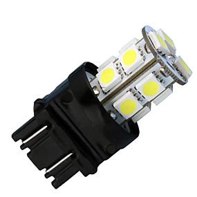 Недорогие Задние фонари-2pcs 3157 Автомобиль Лампы 4W Высокомощный LED 220lm 30 Светодиодная лампа Задний свет