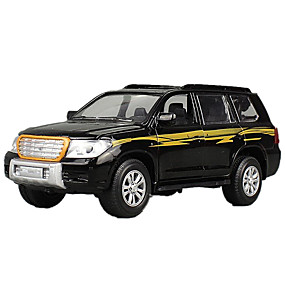 olcso Szabadidő hobbi-Modell autó Felhúzós járművek Traktorok Autó Zene és fény Játékok Ajándék / Fém