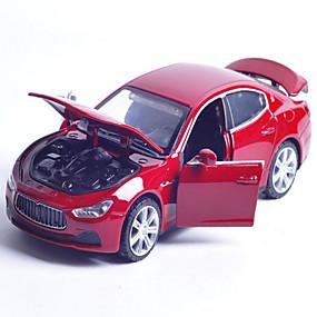 olcso Szabadidő hobbi-Felhúzós járművek Versenyautó Uniszex Játékok Ajándék / Fém