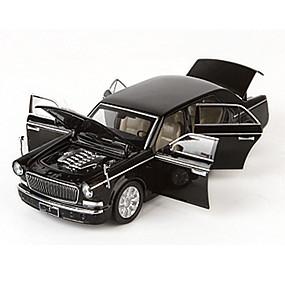 olcso Szabadidő hobbi-Modell autó Felhúzós járművek Katonai járművek Autó Zene és fény Fiú Játékok Ajándék