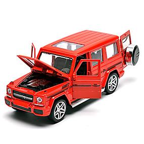 رخيصةأون ألعاب السيارات-لعبة سيارات سيارات السحب SUV سيارة كلاسيكي للجنسين للصبيان للفتيات ألعاب هدية