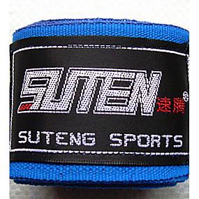 baratos Exercício e Fitness-Bandagem Elástica para Taekwondo / Boxe Apoio conjunto / Vestir fácil / Compressão Tecido 1pç