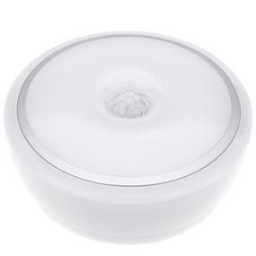 cheap LED Smart Bulbs-1pc 12 W LED Smart Bulbs 1100 lm 24 LED Beads SMD 5730 Infrared Sensor Light Control Warm White Cold White 85-265 V / RoHS