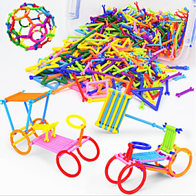 povoljno Igračke i razonoda-Igračke auti Kocke za slaganje 3D puzzle Csillag kompatibilan Legoing Zabava Klasik Uniseks Dječaci Djevojčice Igračke za kućne ljubimce Poklon