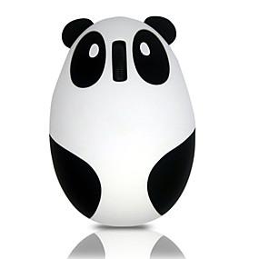 povoljno Miševi-LITBest Panda Bežični 2.4G Optical Creative miš RGB svjetlo 800/1200 dpi 4 Podesive DPI razine 3 pcs ključevi