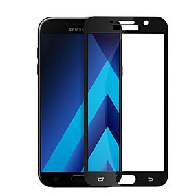 Недорогие Чехлы и кейсы для Galaxy S-Samsung GalaxyScreen ProtectorA7 (2017) HD Защитная пленка на всё устройство 1 ед. Закаленное стекло