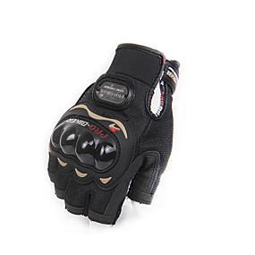 voordelige Motorhandschoenen-Carbonvezel motorfietsen Handschoenen