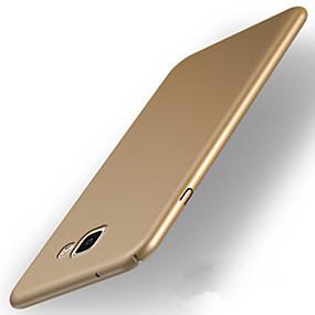 رخيصةأون Galaxy A3(2017) أغطية / كفرات-غطاء من أجل Samsung Galaxy A3 (2017) / A5 (2017) / A7 (2017) نحيف جداً / مثلج غطاء خلفي لون سادة قاسي الكمبيوتر الشخصي