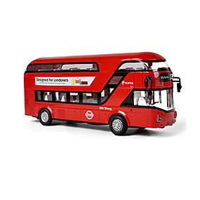رخيصةأون ألعاب السيارات-حافلة حافلة الحافلة ذات الطابقين للجنسين ألعاب هدية