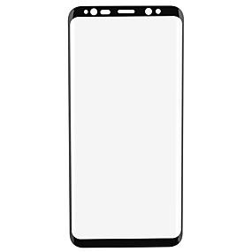 ieftine Galaxy S Protectoare de ecran-benzi protector ecran pentru samsung galaxie s8 plus sticlă călită 1 buc întreg protector ecran complet corp duritate de înaltă definiție (hd) / 9h