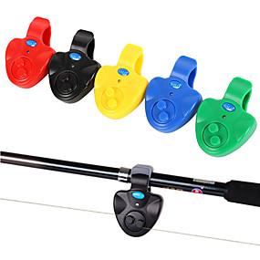 お買い得  釣り用アクセサリー-ヒットセンサー 1 pcs フィッシング 使いやすい 硬質プラスチック 海釣り ルアー釣り 一般的な釣り