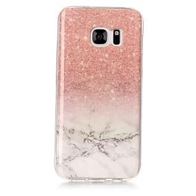 povoljno Galaxy S4 - Torbice / kućišta-Θήκη Za Samsung Galaxy S8 Plus / S8 / S7 edge IMD Stražnja maska Mramor Mekano TPU